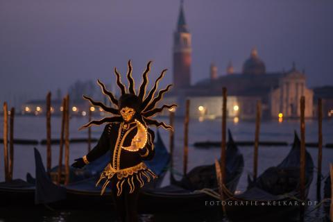 Sonne & Mond in Venedig