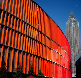 Skyline Plaza in Frankfurt am Main