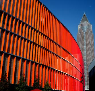Skyline Plaza in Frankfurt am Main