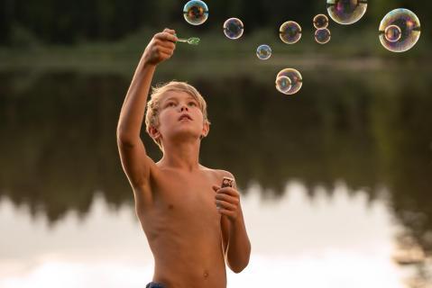 Magie der Kindheit