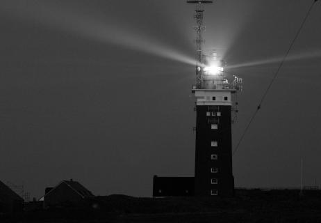 Leuchttur Helgoland