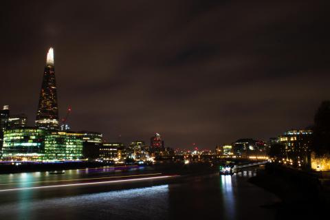 Die Lichter Londons