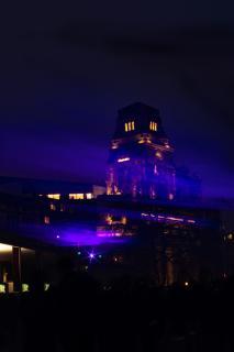 Lichtershow in London