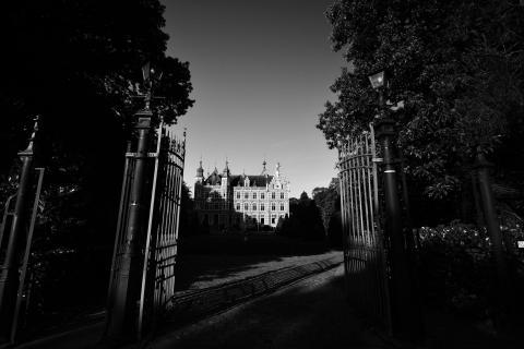 Schloss nahe Antwerpen