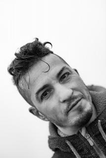 Nebelwetter-Portrait