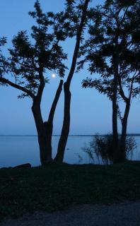 Abendstimmung Balaton