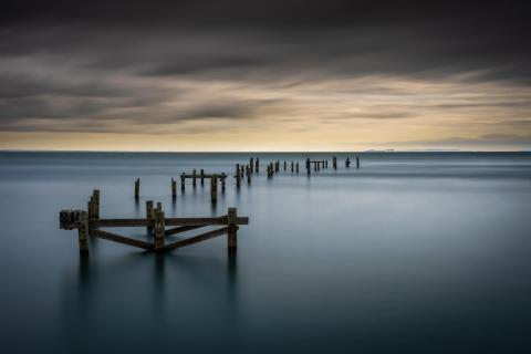 The Old Pier in Swanage