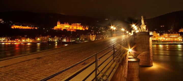 Blick über die Alte Brücke