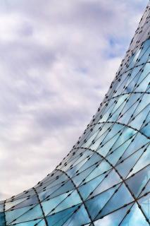 Strukturen in Glas
