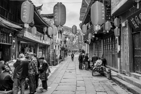 Street Majong
