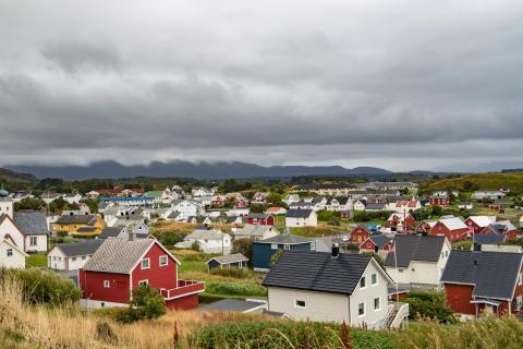 S. Prilop Blick auf Molde