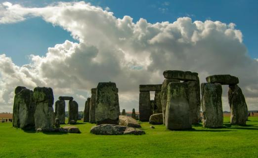 S. Prilop Stonehenge