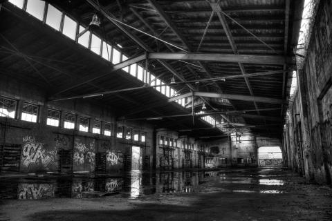 Monochrome Warehouse