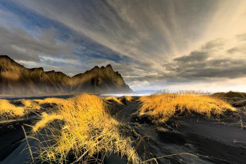 Vestrahorn, Island