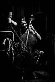 Ronda am Cello