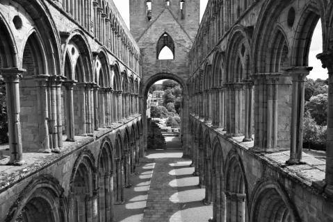 Kirche - Jedburgh Abbey