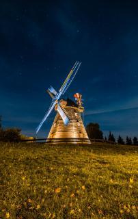 Windmühle in Steinhude