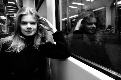 train ride pt. 1