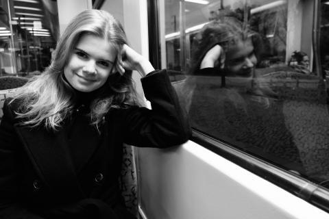 train ride pt. 2