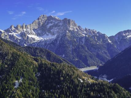 Die Königin der Dolomiten