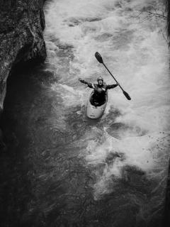 a kayakers royal flush