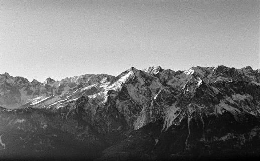 alpspitze auf film