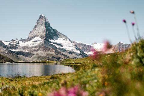 Matterhorn nearby