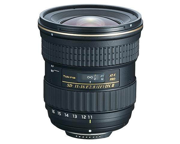 Tokina AT-X 116 PRO DX II für Nikon