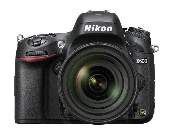 VOLLFORMAT-RIVALEN: Nikon D600 im Test
