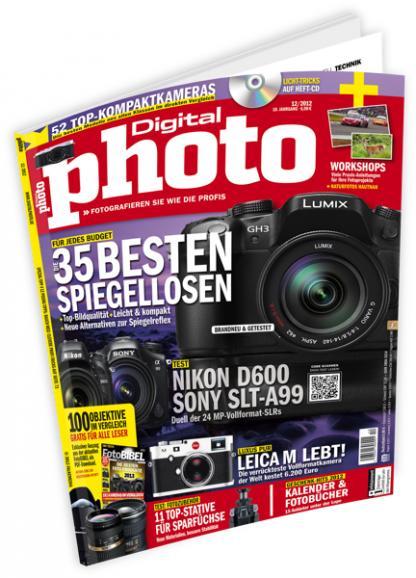DigitalPHOTO 12/2012 jetzt im Handel!