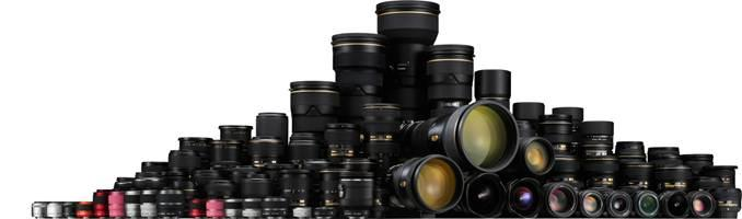 Meilenstein: 75 Millionen Nikkor-Objektive