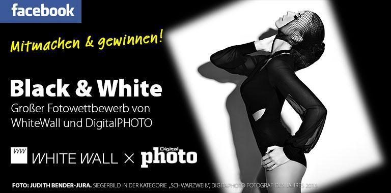 Fotowettbewerb mit WhiteWall - Los geht's