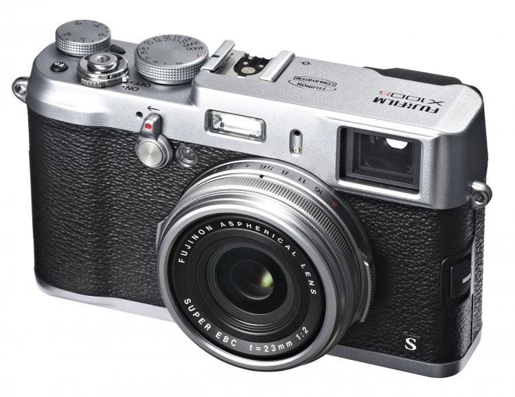 Fujifilm X100S auf der CES 2013 vorgestellt