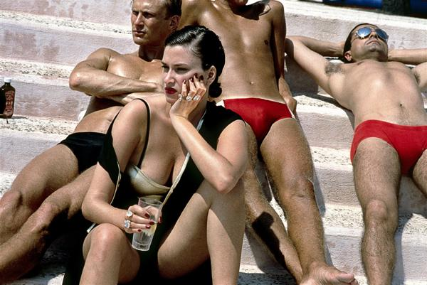 Helmut Newton: World without Men