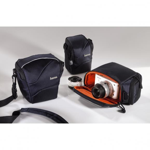 Hama: Taschen für Systemkameras