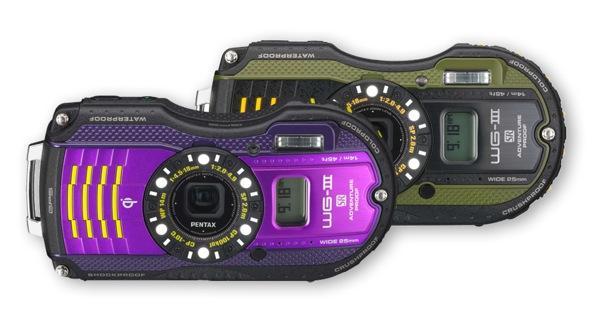 Outdoor-Kameras von Pentax
