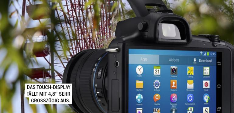 Test: Samsung Galaxy NX