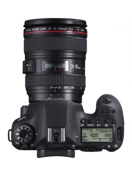 Canon EOS 6D Vollformat DSLR