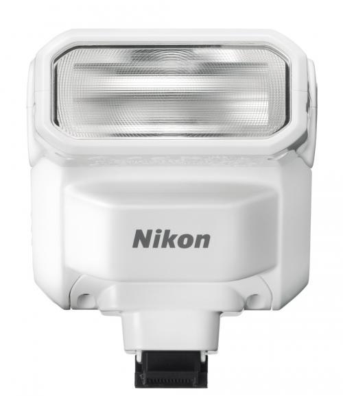 Nikon-Blitzgerät SB-N7_auch in Weiß verfügbar