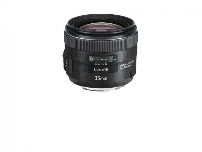 Canon EF 35mm 1:2 IS USM und EF 24-70mm 1:4L IS USM