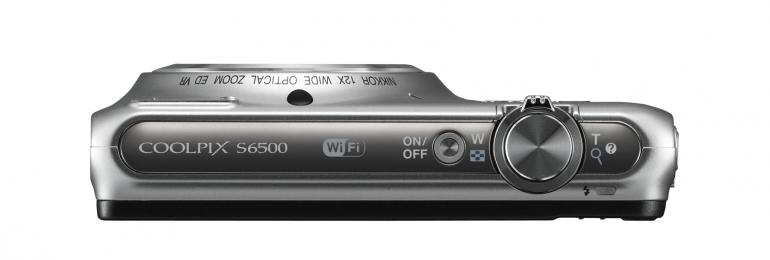 Neu: Coolpix S6500 mit Wi-Fi und Coolpix S2700