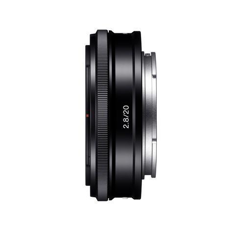 Objektiv: E 20mm F2.8