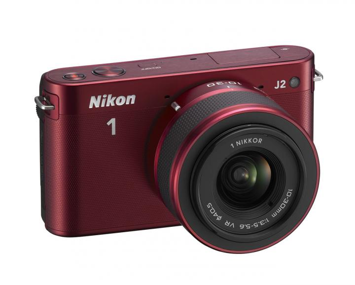 iF product award für Nikon