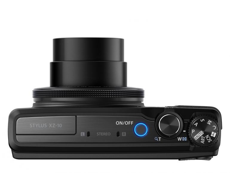 Neu: Stylus XZ-10 von Olympus