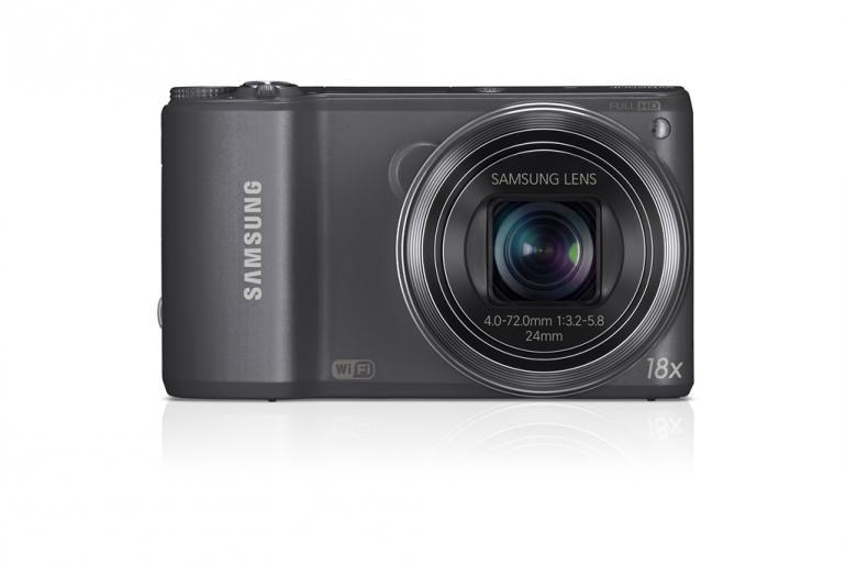 Wi-Fi-fähig: Samsung WB250F