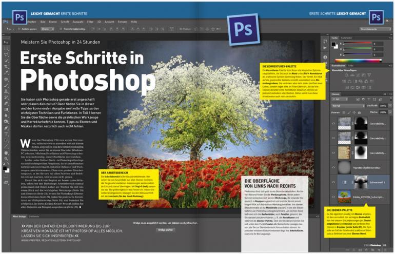 DigitalPHOTO Photoshop 2/2013 Jetzt im Handel!