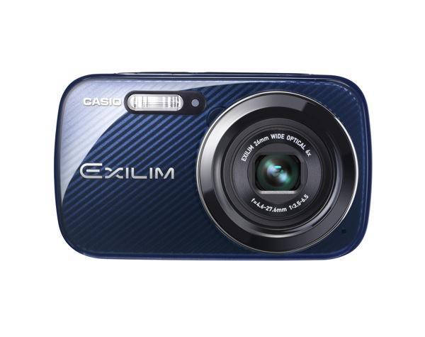 Casio: Lifestyle Kameras EX-N5 und EX-N50