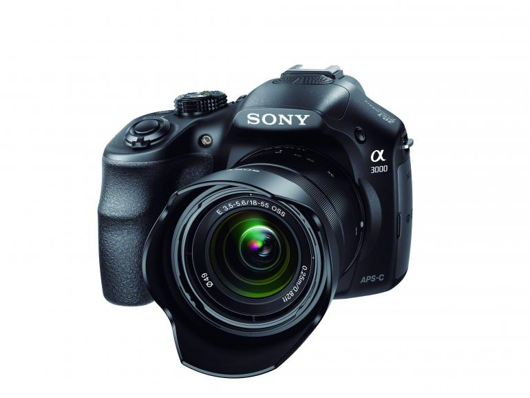 Test: Sony Alpha 3000