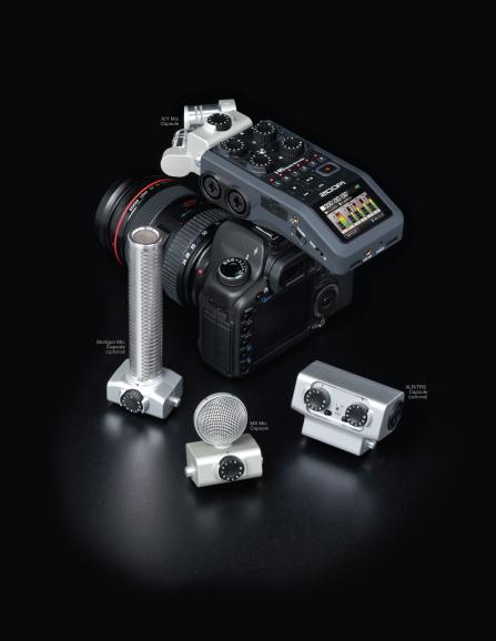 Handy-Recorder Zoom H6