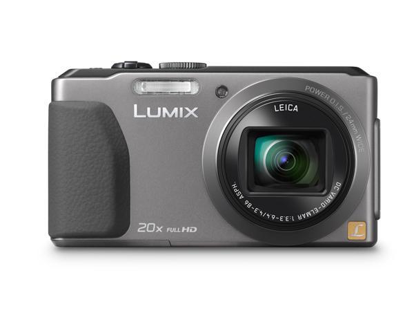 20x-Zoom: Panasonic Lumix TZ-41